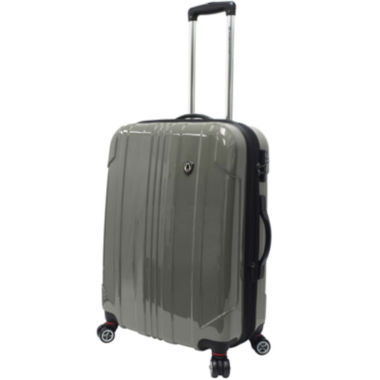 "jcpenney.com | Traveler's Choice® Sedona 25"" Expandable Spinner Luggage"