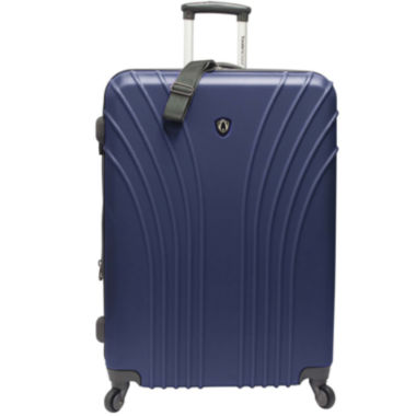 "jcpenney.com | Traveler's Choice® 28"" Hardsided Lightweight Spinner Luggage"