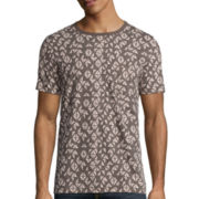 Arizona Short-Sleeve Printed Moto Tee