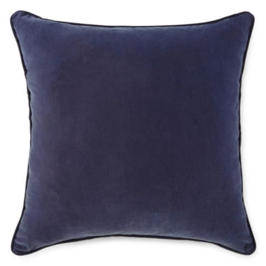 jcpenney.com | Royal Velvet® Briarhill Euro Pillow