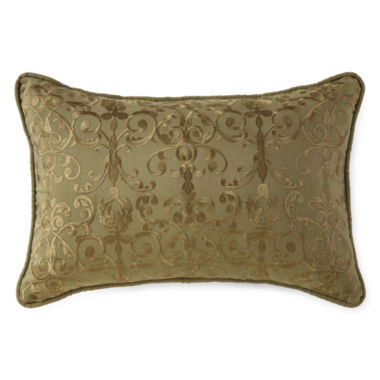 jcpenney.com | Royal Velvet® Briarhill Oblong Decorative Pillow