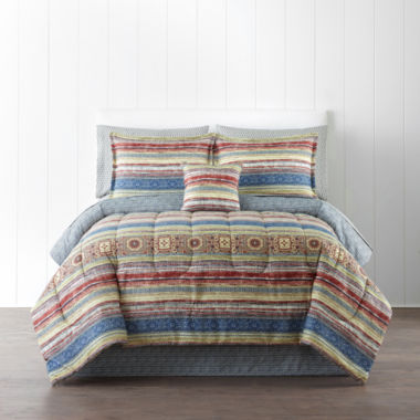 jcpenney.com | Home Expressions™ Baja Comforter Set & Accessories