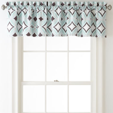 jcpenney.com | Studio™ Premiere Rod-Pocket Lined Valance