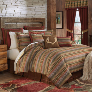 jcpenney.com | Croscill Classics® Sunset 4-pc. Comforter Set & Accessories