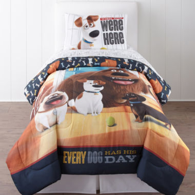 jcpenney.com | Secret Life of Pets Comforter