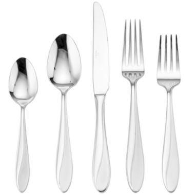 jcpenney.com | Mikasa® Rylee 20-pc. Flatware Set