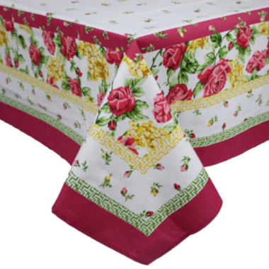 jcpenney.com | Homewear Rose Kiss Tablecloth