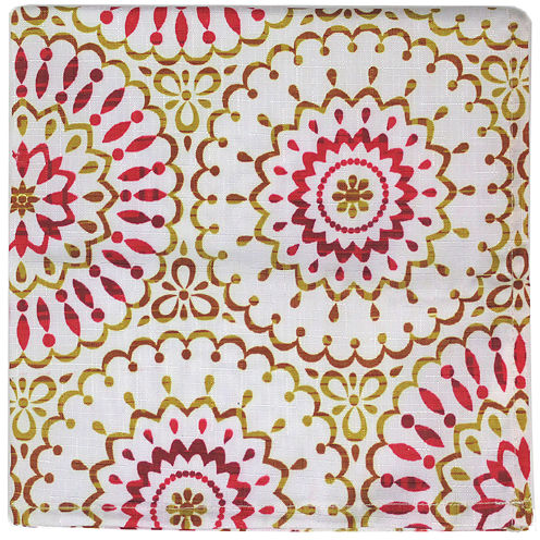 Homewear Siesta Medallion Set of 2 Napkins