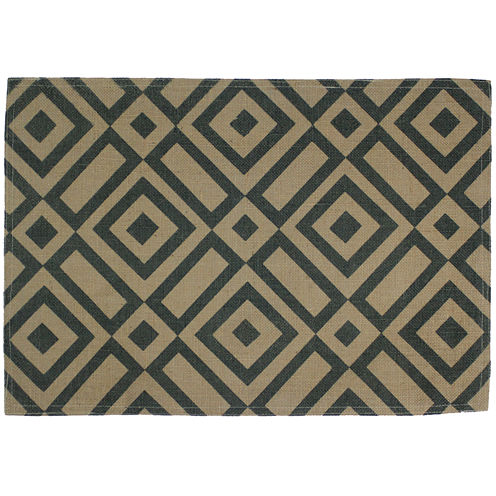 Homewear Moroccan Tile Set of 4 Placemats