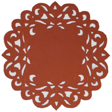 jcpenney.com | Homewear Southhampton Scroll Set of 4 Placemats