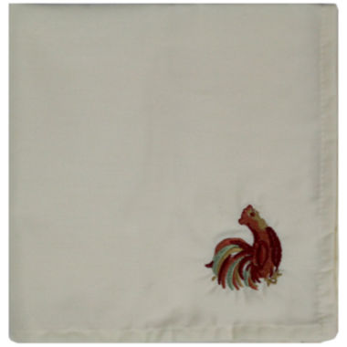 jcpenney.com | Homewear Rooster Scroll Set of 2 Napkins