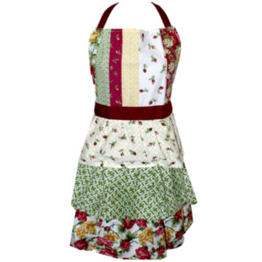 jcpenney.com | Homewear Rose Kiss Apron