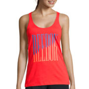 Reebok® Graphic Tank Top