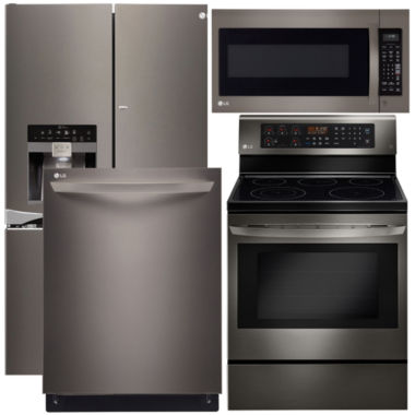 jcpenney.com | LG French-Door 4-pc. Kitchen Package