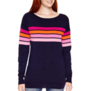 Arizona Long-Sleeve Pullover Tunic Sweater