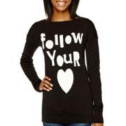Arizona Long-Sleeve Pullover Tunic Sweater