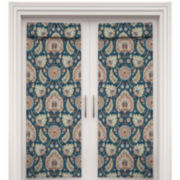 Clifton Hall Rod-Pocket Door Panel