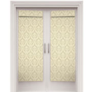 Waverly® Donnington Rod-Pocket French Door Panel