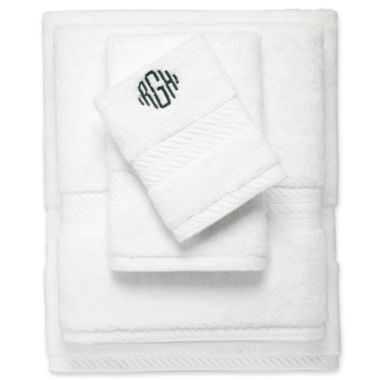 jcpenney.com | Royal Velvet® Egyptian Cotton Solid Bath Towels