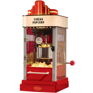 jcpenney.com | Nostalgia Electrics™ Hollywood Series Kettle Popcorn Maker