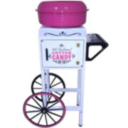 Nostalgia Electrics™ Hard & Sugar-Free Candy Cotton Candy Cart