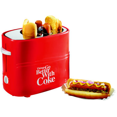 jcpenney.com | Nostalgia Electrics™ Coca-Cola® Series Hot Dog Toaster