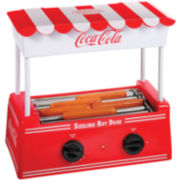 Nostalgia Electrics™ Coca-Cola® Series Hot Dog Roller