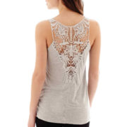i jeans by Buffalo Crochet-Back Tank Top