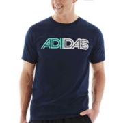 adidas® Uncorporate Logo 2 Tee