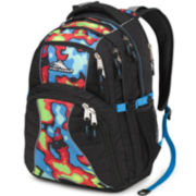 High Sierra® Swerve Heat Map Backpack