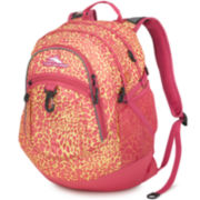 High Sierra® Fatboy Electric Leopard Backpack