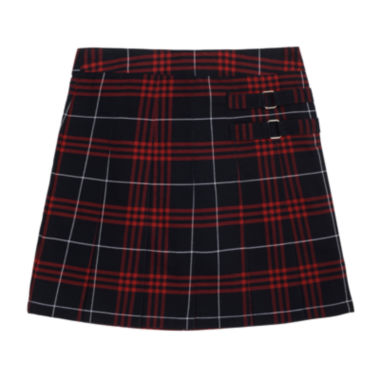 jcpenney.com | French Toast® Plaid Skort - Girls 7-20 and Plus