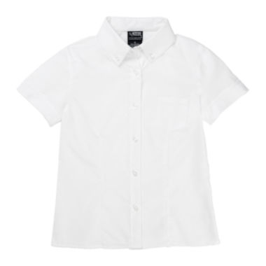 jcpenney.com | French Toast® Woven Shirt - Preschool Girls 4-6x