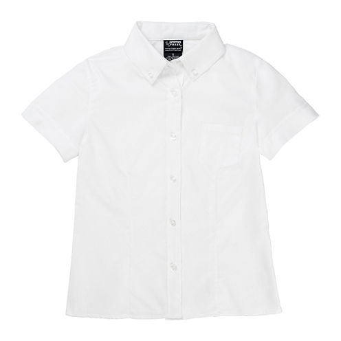 French Toast® Woven Shirt - Girls 7-20 and Plus