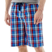 Hanes® 2-pk. Woven Pajama Shorts