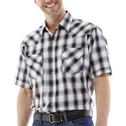 Ely Cattleman® Short-Sleeve Plaid Shirt