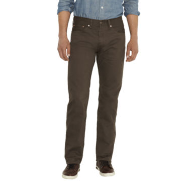 jcpenney.com | Levi's® 505™ Regular Twill Pants