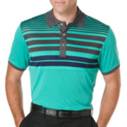 PGA TOUR® Pro Series Striped Polo
