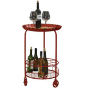 Bottle Cap Wine Rack