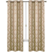Geneva 2-Pack Grommet-Top Curtain Panels