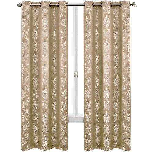Geneva 2-Pack Grommet-Top Curtain Panels