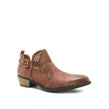 jcpenney.com | Qupid Sochi Perforated Booties