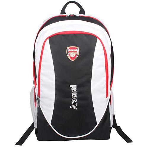 Arsenal Black/White Team Backpack
