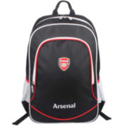 Arsenal Black Team Backpack