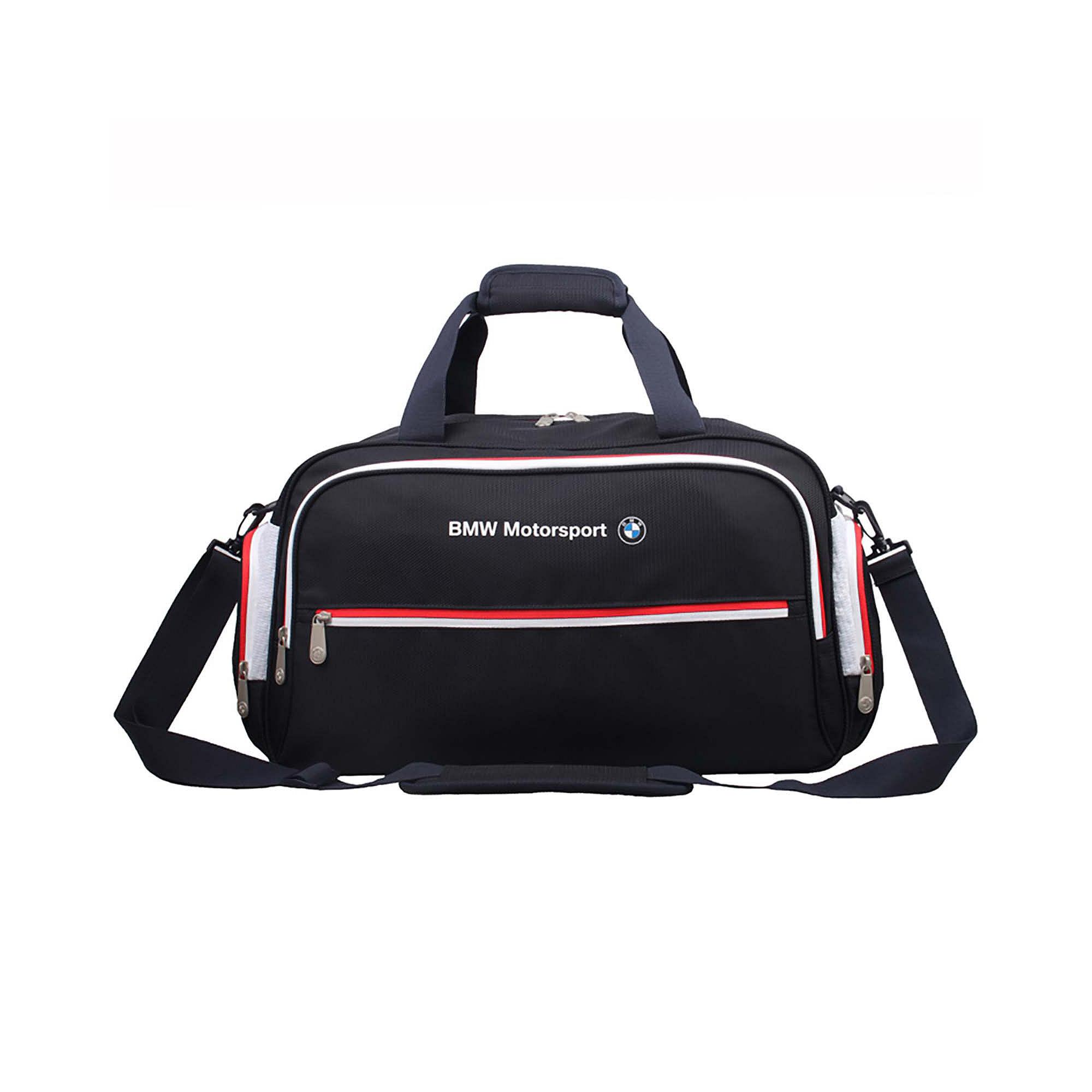 BMW Motorsports Overnight Bag