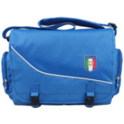 Federazione Italiana Giuoco Calcio Travelers Messenger Bag