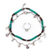 Arizona Anklet Peace Bracelet