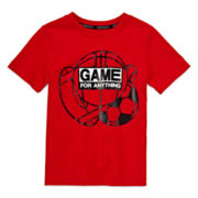 Xersion™ Short-Sleeve Graphic Tee - Preschool Boys 4-7