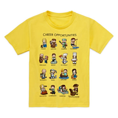 jcpenney.com | Minecraft Graphic Tee - Preschool Boys 4-7