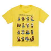 Minecraft Short-Sleeve Graphic Novelty Tee - Preschool Boys 4-7